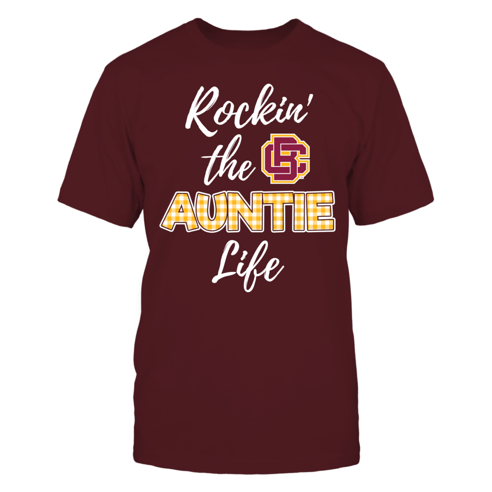 Bethune-Cookman Wildcats - Rockin the Auntie Life Front picture