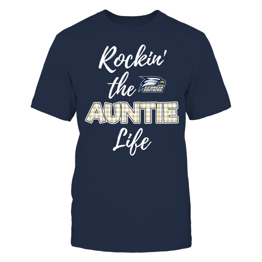 Georgia Southern Eagles - Rockin the Auntie Life Front picture
