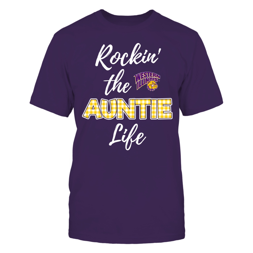 Western Illinois Leathernecks - Rockin the Auntie Life Front picture