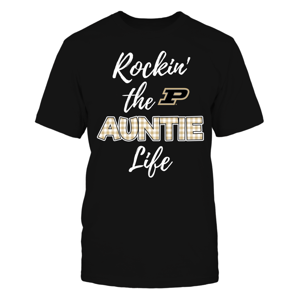 Purdue Boilermakers - Rockin the Auntie Life Front picture