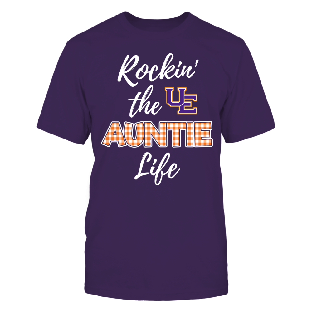 Evansville Purple Aces - Rockin the Auntie Life Front picture