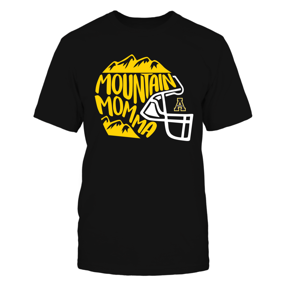 Appalachian State Mountaineers - Mountain Momma - Inside Football Helmet Front picture