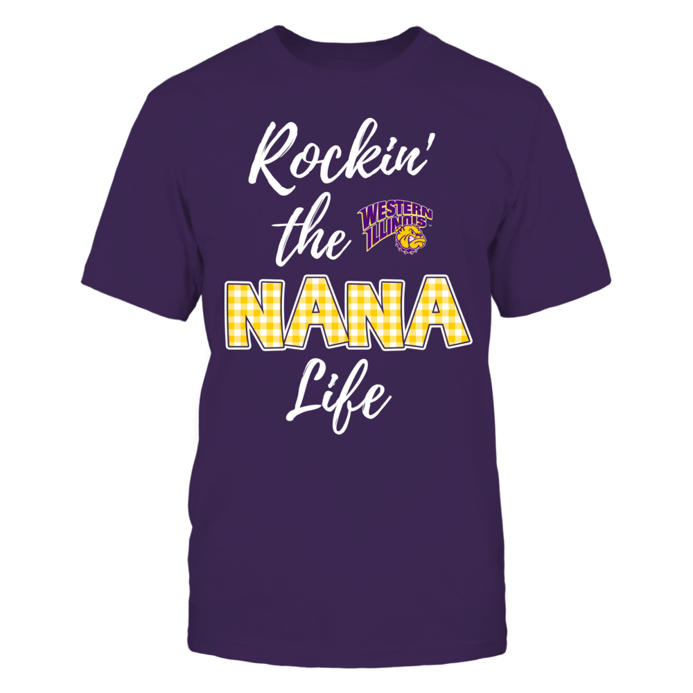 Western Illinois Leathernecks - Rockin the Nana Life Front picture