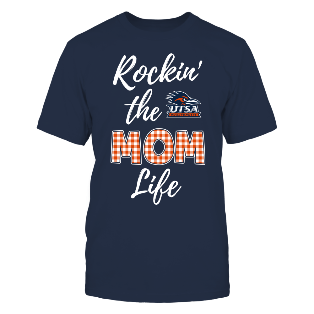UTSA Roadrunners - Rockin the Mom Life Front picture