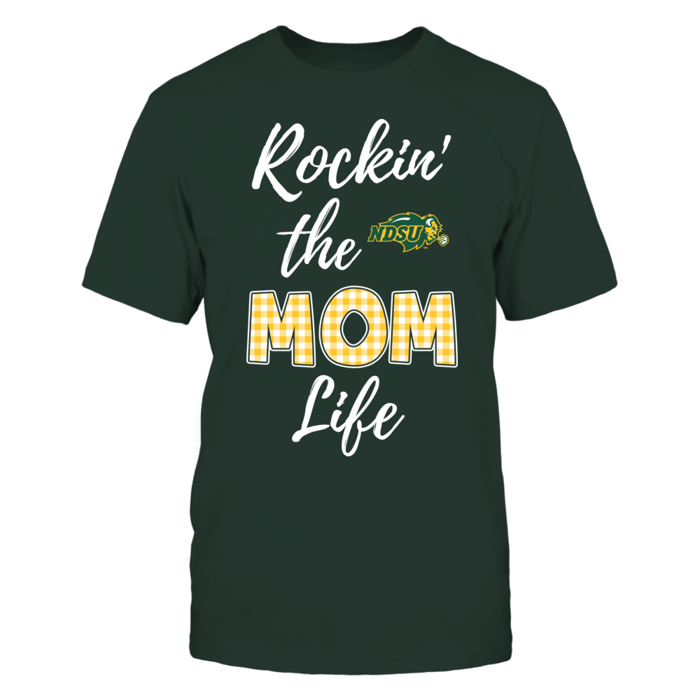 North Dakota State Bison - Rockin the Mom Life Front picture