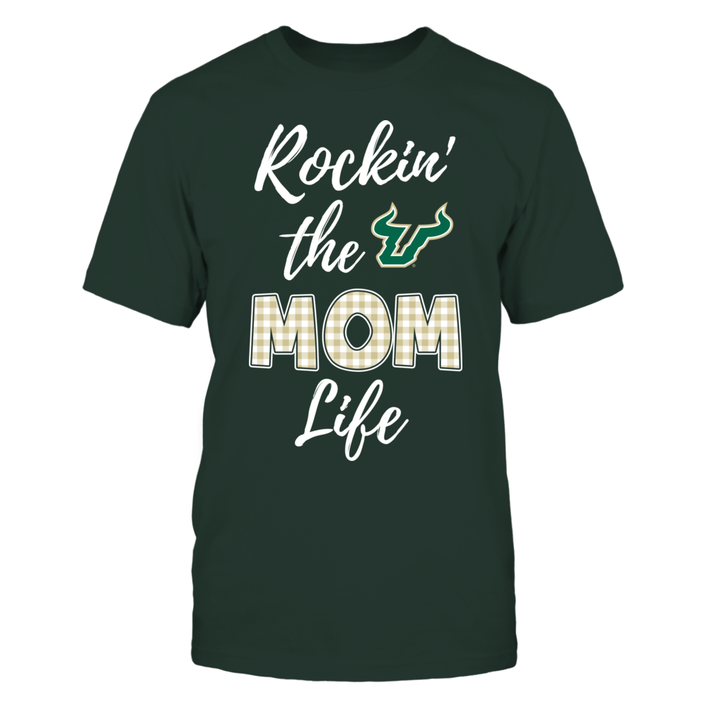 South Florida Bulls - Rockin the Mom Life Front picture