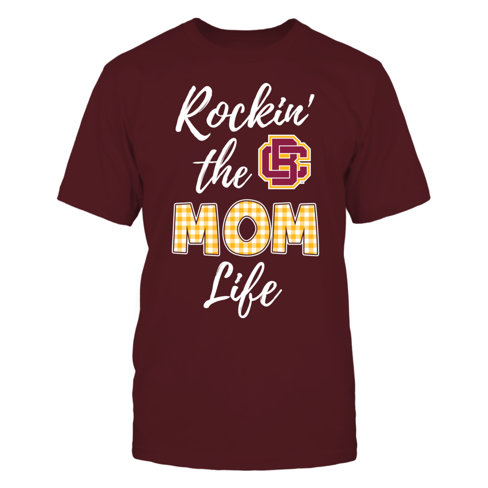 Bethune-Cookman Wildcats - Rockin the Mom Life Front picture