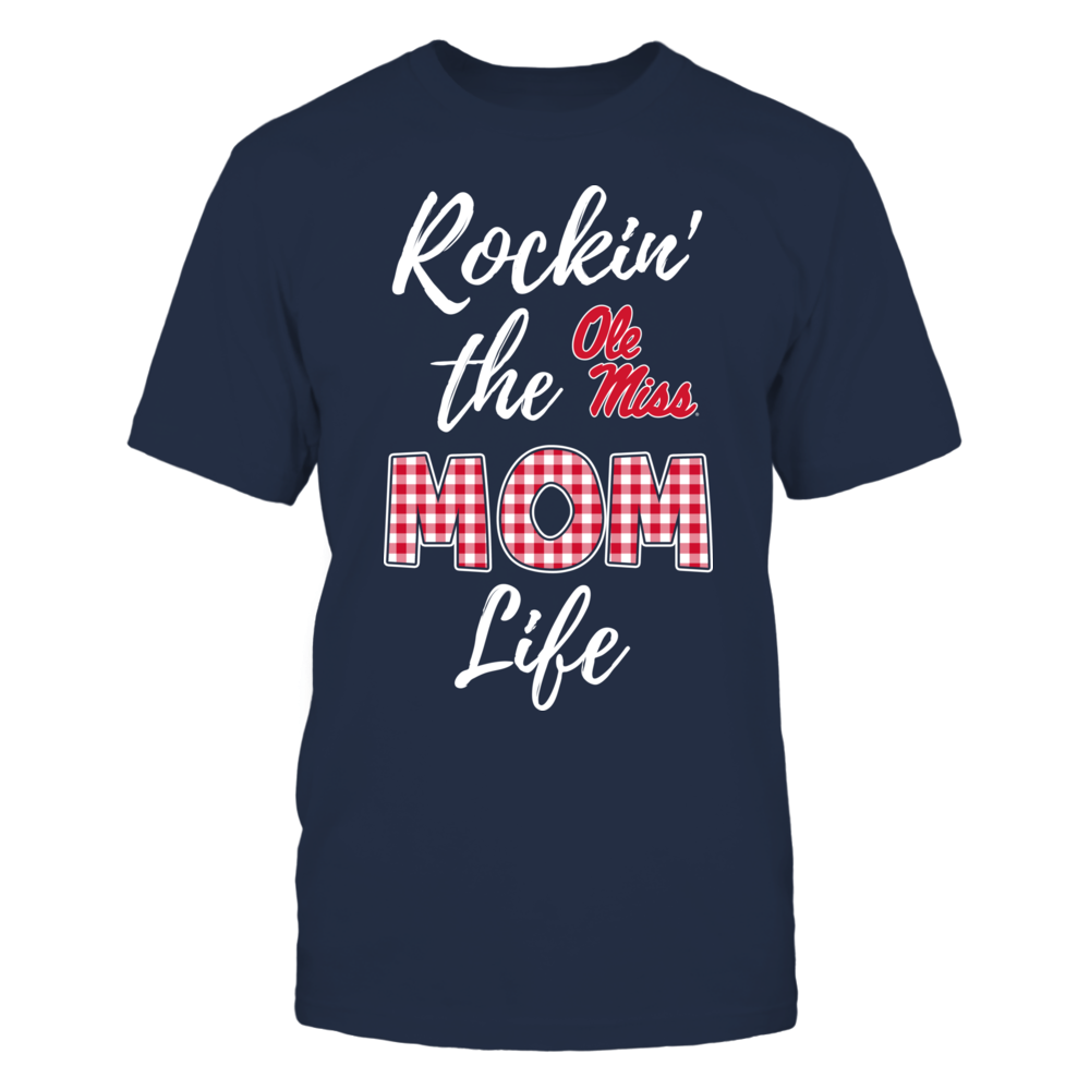 Ole Miss Rebels - Rockin the Mom Life Front picture