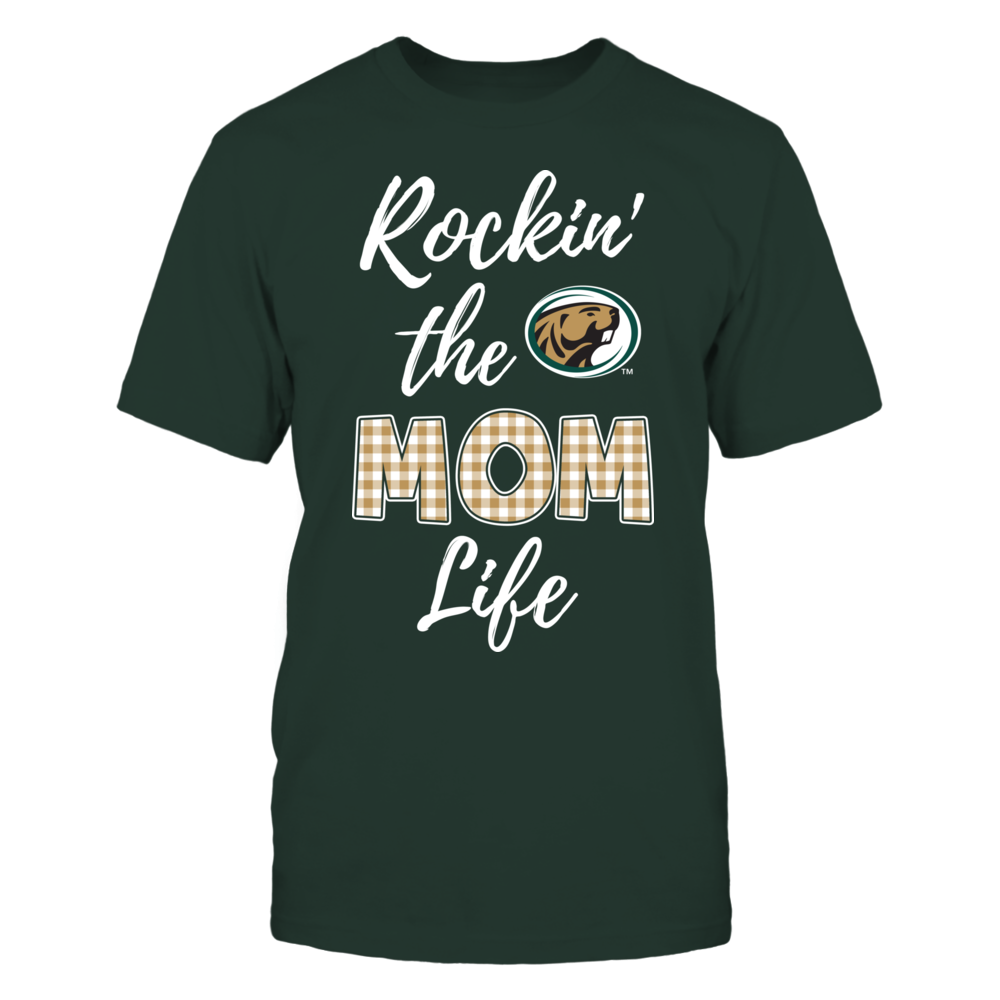 Bemidji State Beavers - Rockin the Mom Life Front picture
