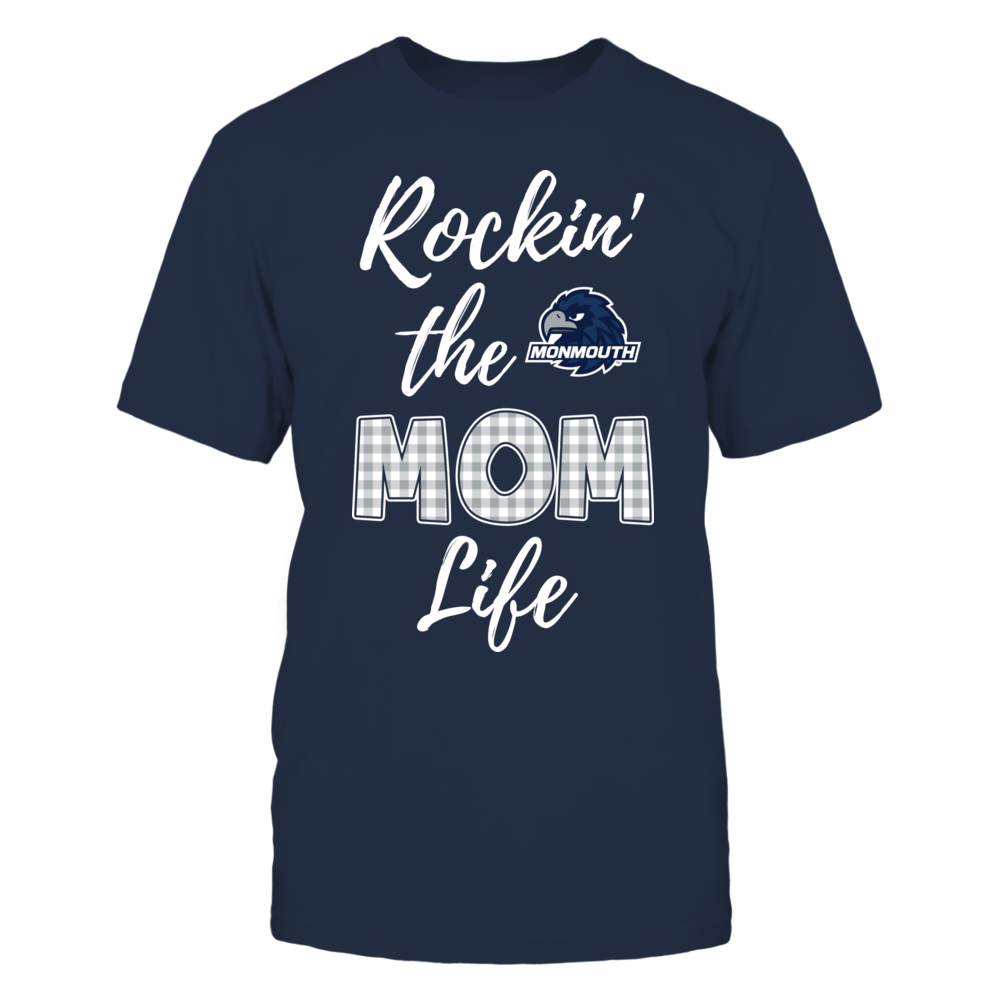 Monmouth Hawks - Rockin the Mom Life Front picture