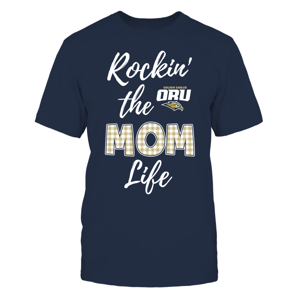 Oral Roberts Golden Eagles - Rockin the Mom Life Front picture
