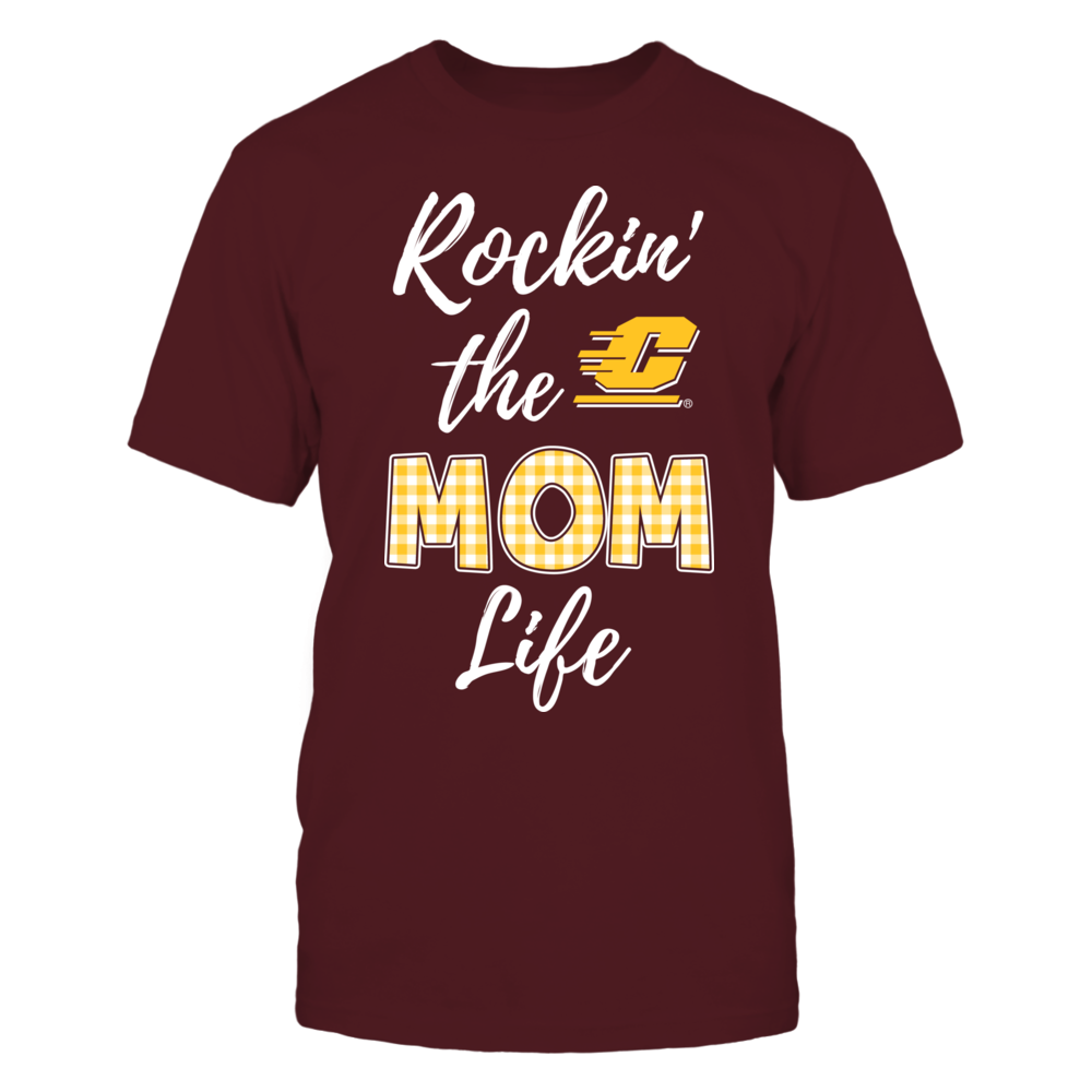 Central Michigan Chippewas - Rockin the Mom Life Front picture