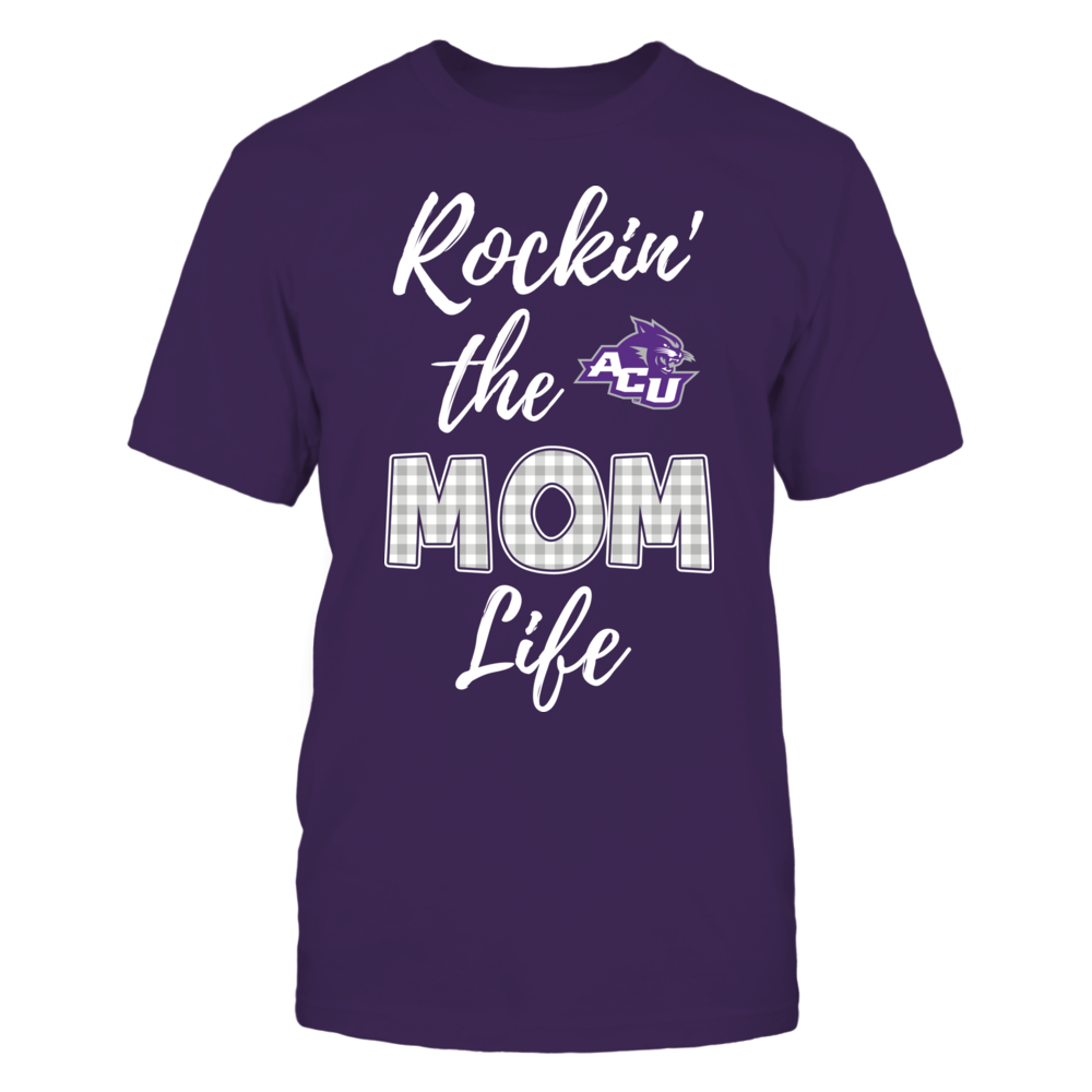 Abilene Christian Wildcats - Rockin the Mom Life Front picture