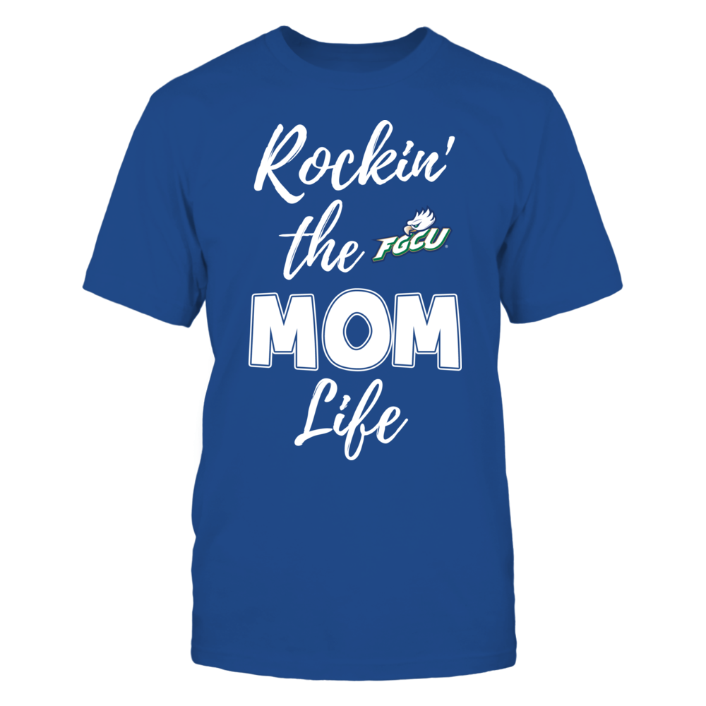 Florida Gulf Coast Eagles - Rockin the Mom Life Front picture