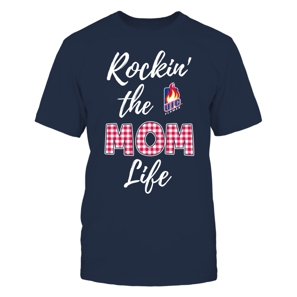UIC Flames - Rockin the Mom Life Front picture