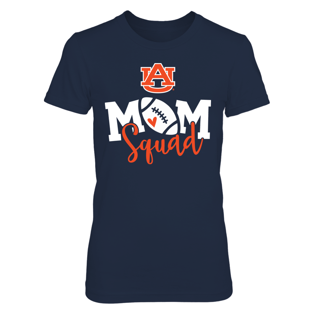 Auburn Football Mom Squad Front picture
