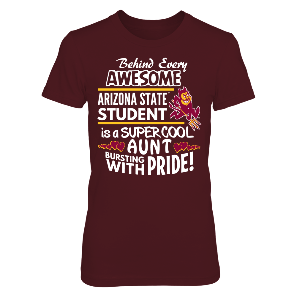 Arizona State University Super Cool Aunt Front picture