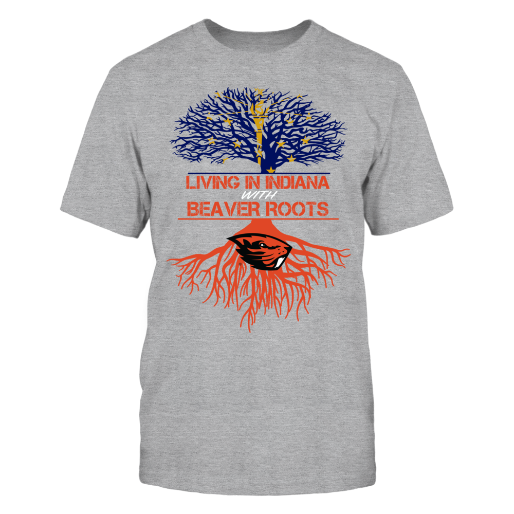 Oregon State Beavers - Living Roots Indiana Front picture