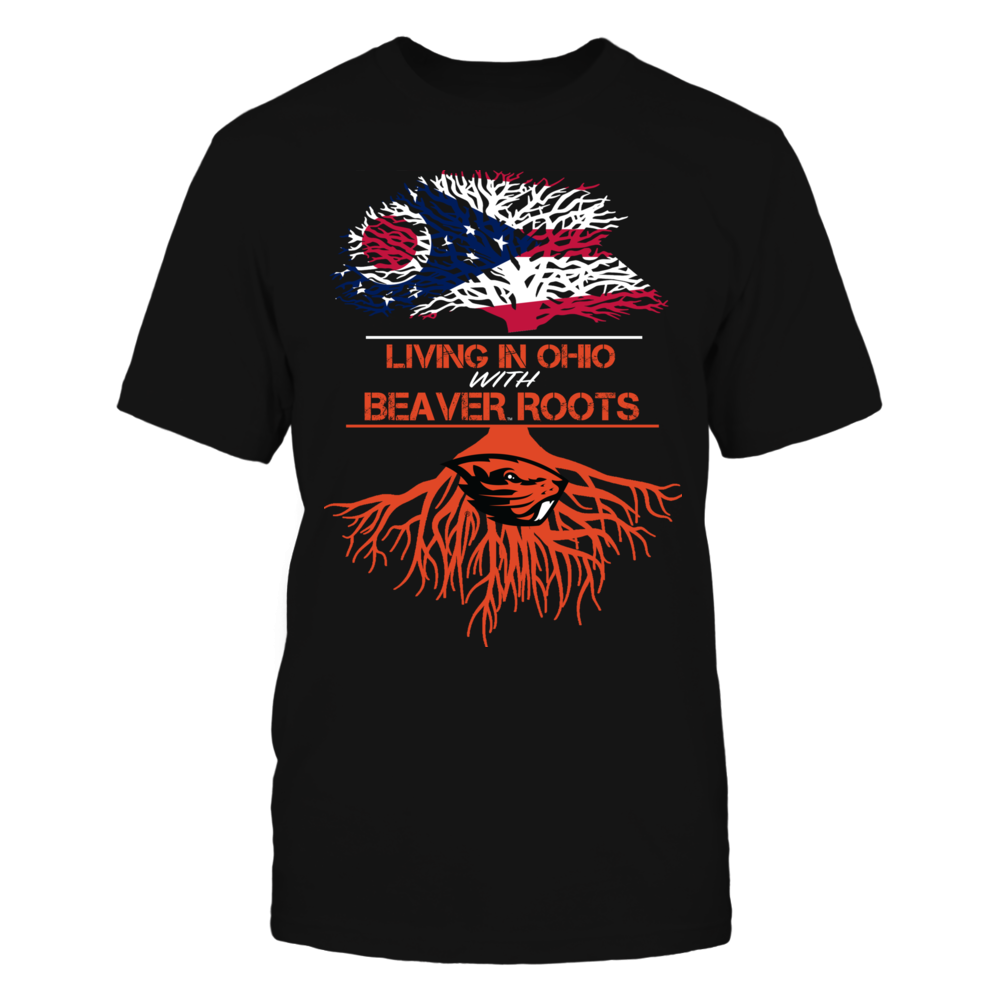Oregon State Beavers - Living Roots Ohio Front picture
