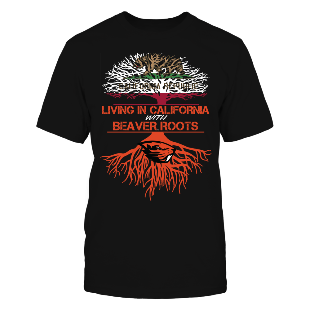 Oregon State Beavers - Living Roots California Front picture