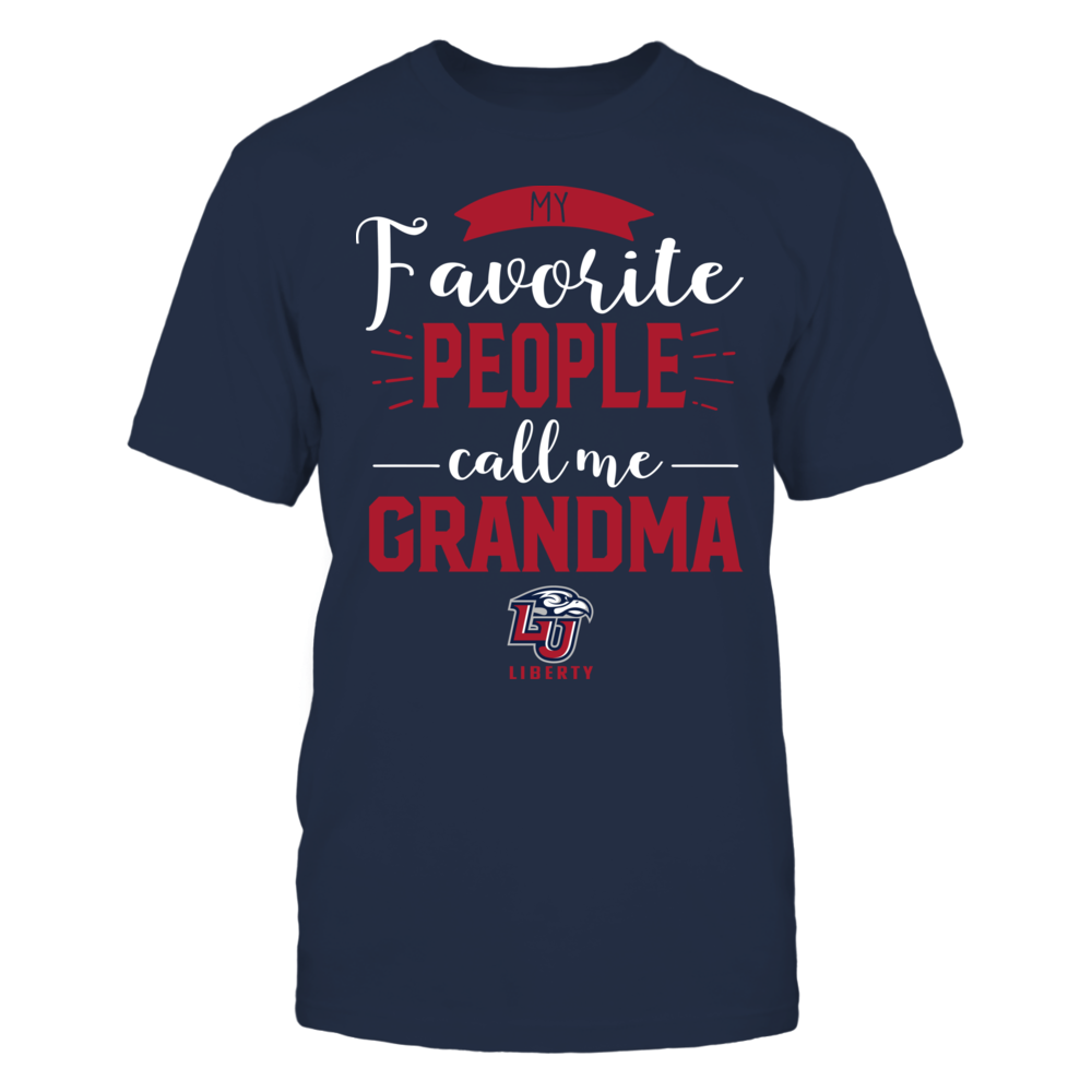 Liberty Flames - My Favorite People Call Me - Grandma Front picture