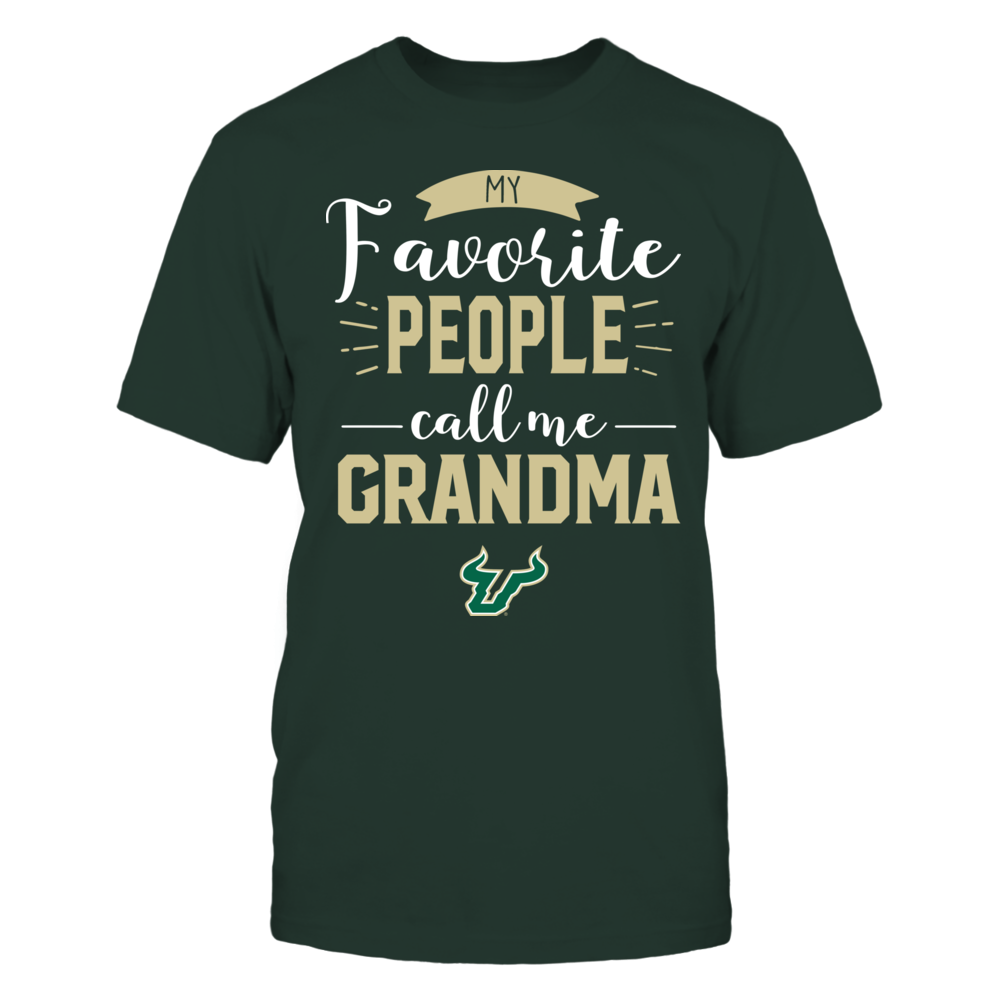 South Florida Bulls - My Favorite People Call Me - Grandma Front picture