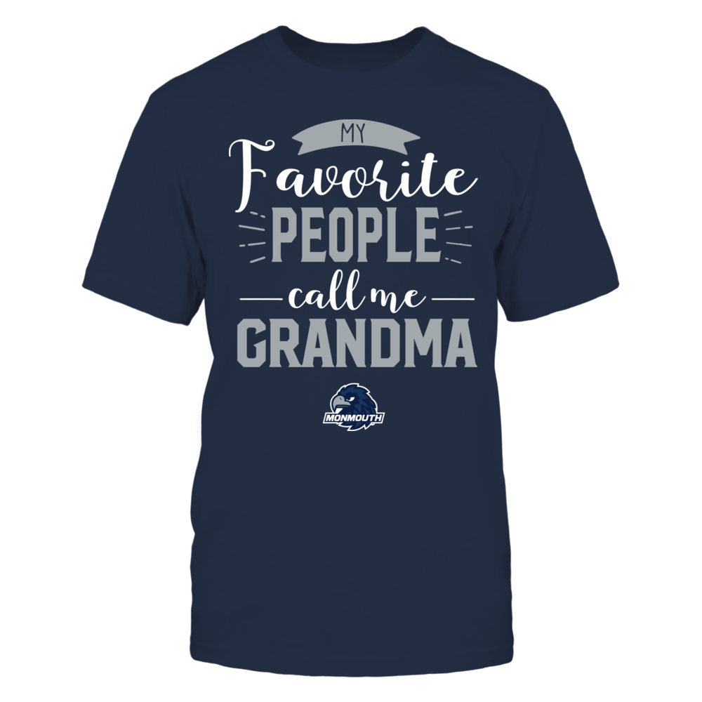 Monmouth Hawks - My Favorite People Call Me - Grandma Front picture