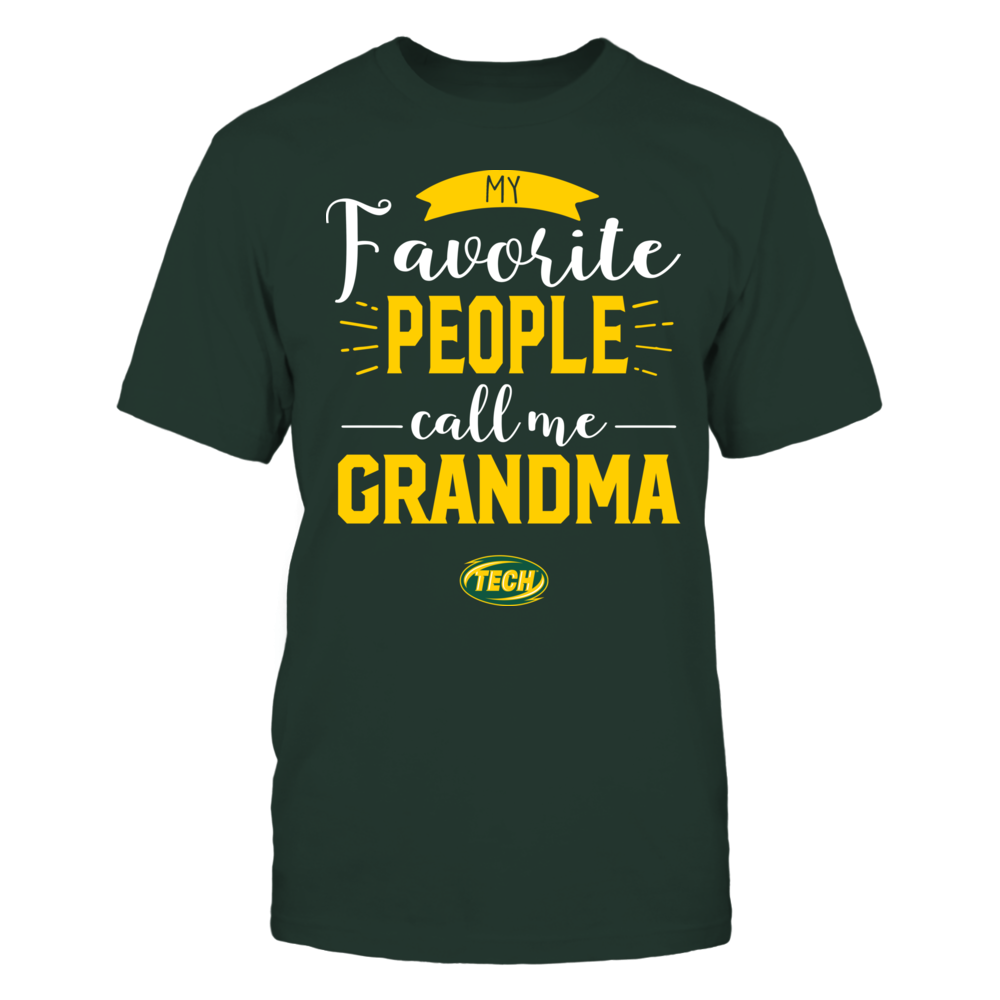 Arkansas Tech Golden Suns - My Favorite People Call Me - Grandma Front picture