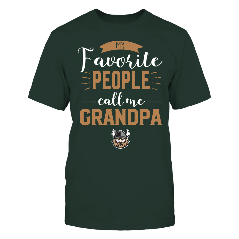 Cleveland State Vikings - My Favorite People Call Me - Grandpa Front picture