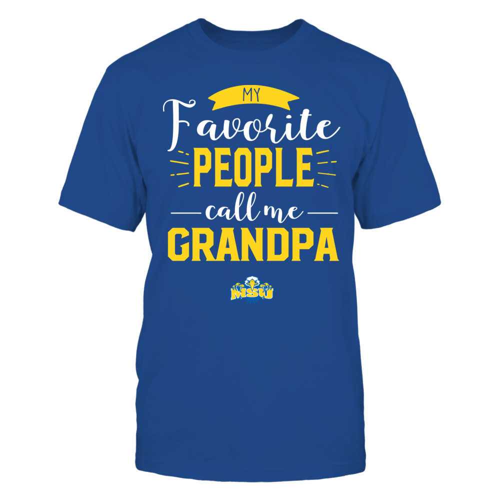 Morehead State Eagles - My Favorite People Call Me - Grandpa Front picture