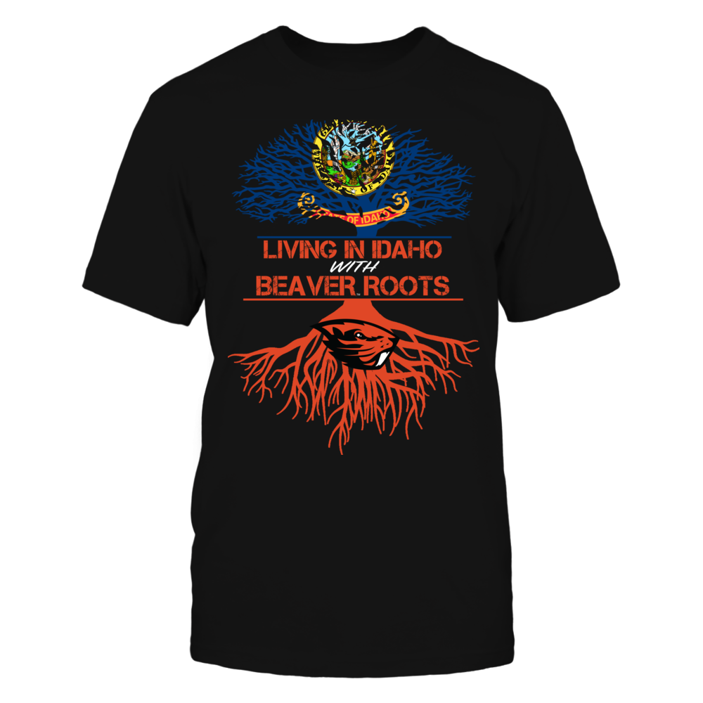 Oregon State Beavers - Living Roots Idaho Front picture