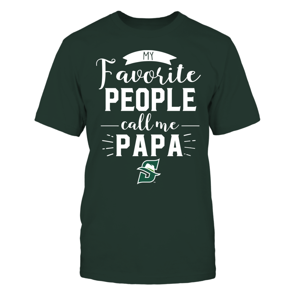 Stetson Hatters - My Favorite People Call Me - Papa Front picture