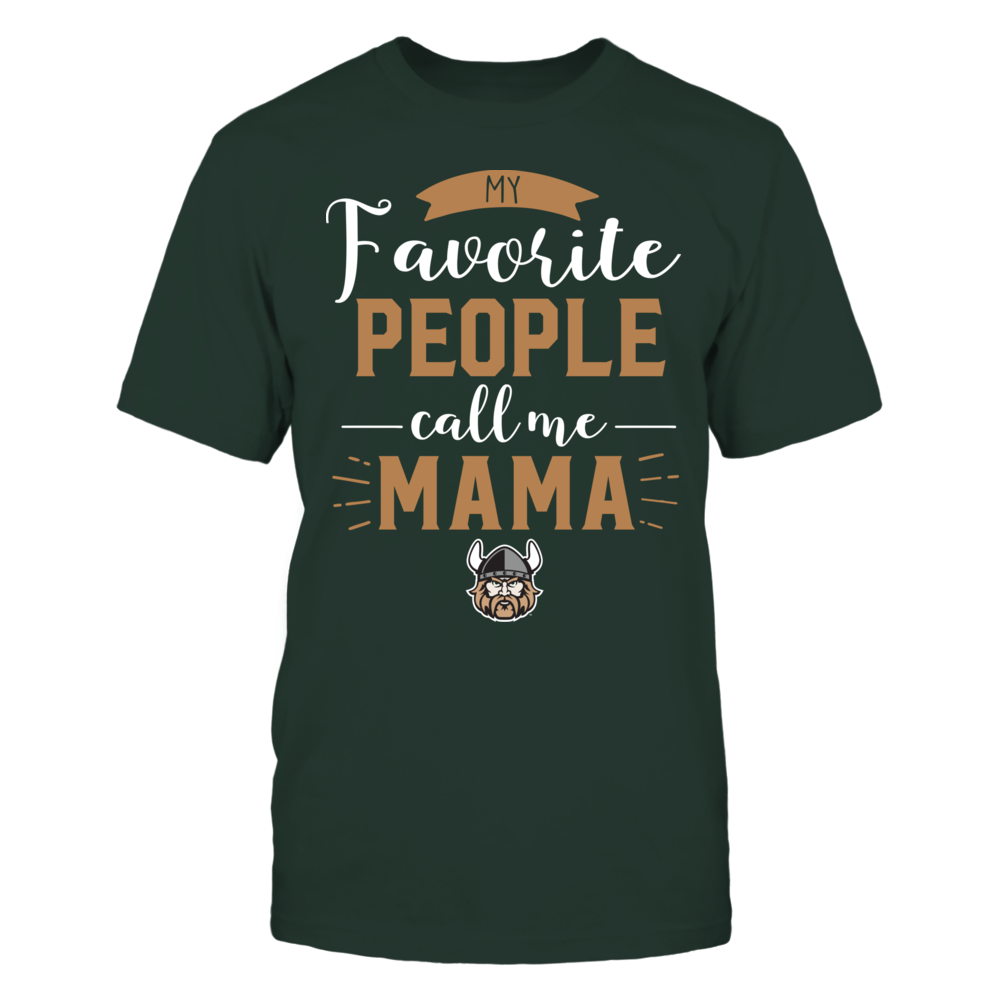 Cleveland State Vikings - My Favorite People Call Me - Mama Front picture