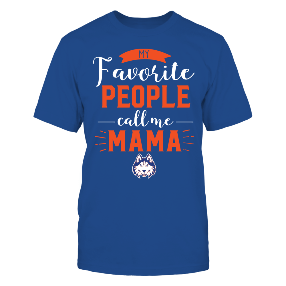 Houston Baptist Huskies - My Favorite People Call Me - Mama Front picture