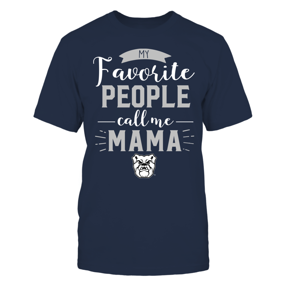 Butler Bulldogs - My Favorite People Call Me - Mama Front picture