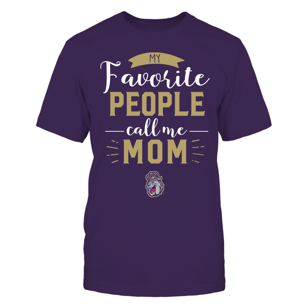 James Madison Dukes - My Favorite People Call Me - Mom Front picture