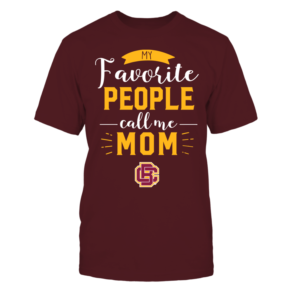 Bethune-Cookman Wildcats - My Favorite People Call Me - Mom Front picture