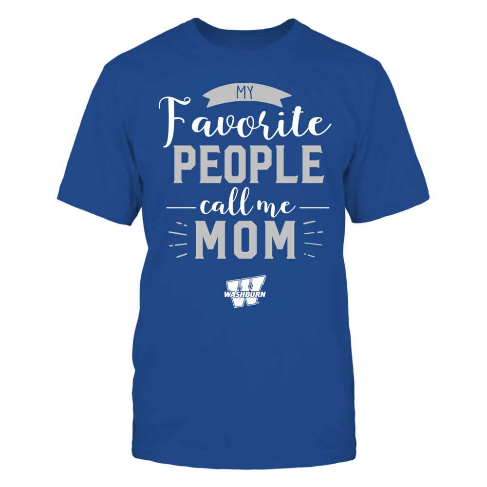 Washburn Ichabods - My Favorite People Call Me - Mom Front picture