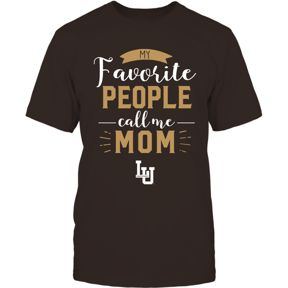 Lehigh Mountain Hawks - My Favorite People Call Me - Mom Front picture