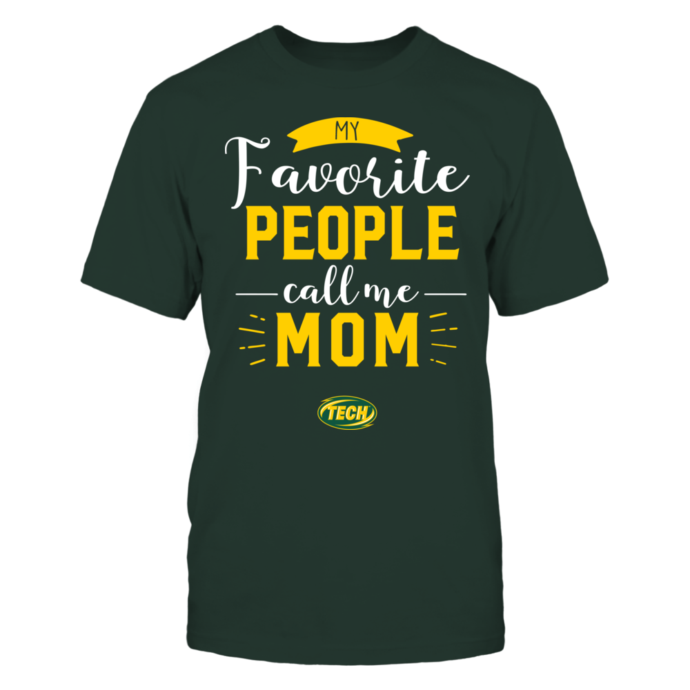 Arkansas Tech Golden Suns - My Favorite People Call Me - Mom Front picture