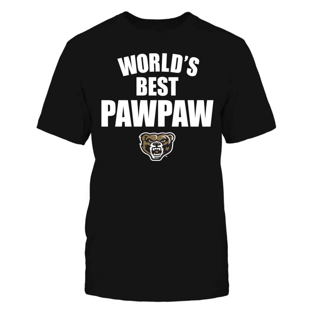 Oakland Golden Grizzlies - World's Best Pawpaw - Bold Front picture