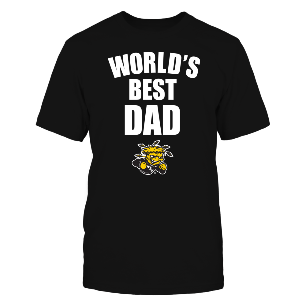 Wichita State Shockers - World's Best Dad - Bold Front picture