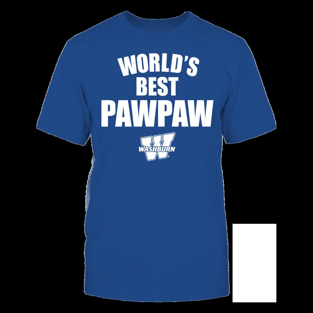 Washburn Ichabods - World's Best Pawpaw - Bold Front picture