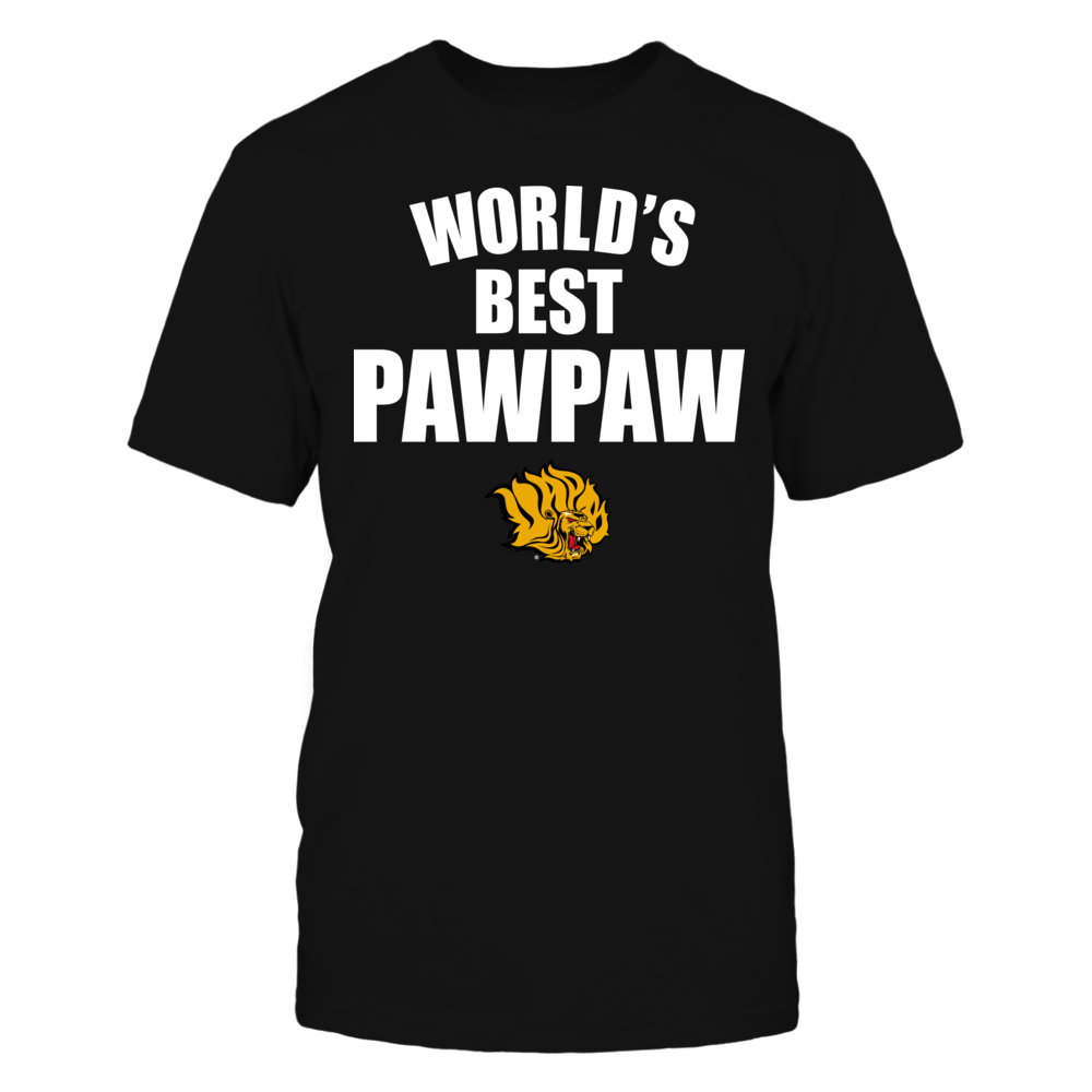 Arkansas Pine Bluff Golden Lions - World's Best Pawpaw - Bold Front picture