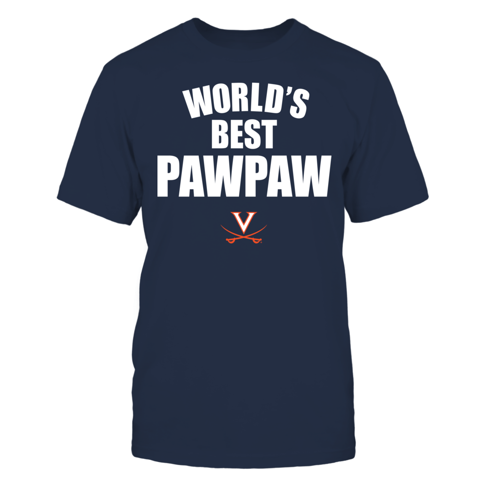 Virginia Cavaliers - World's Best Pawpaw - Bold Front picture