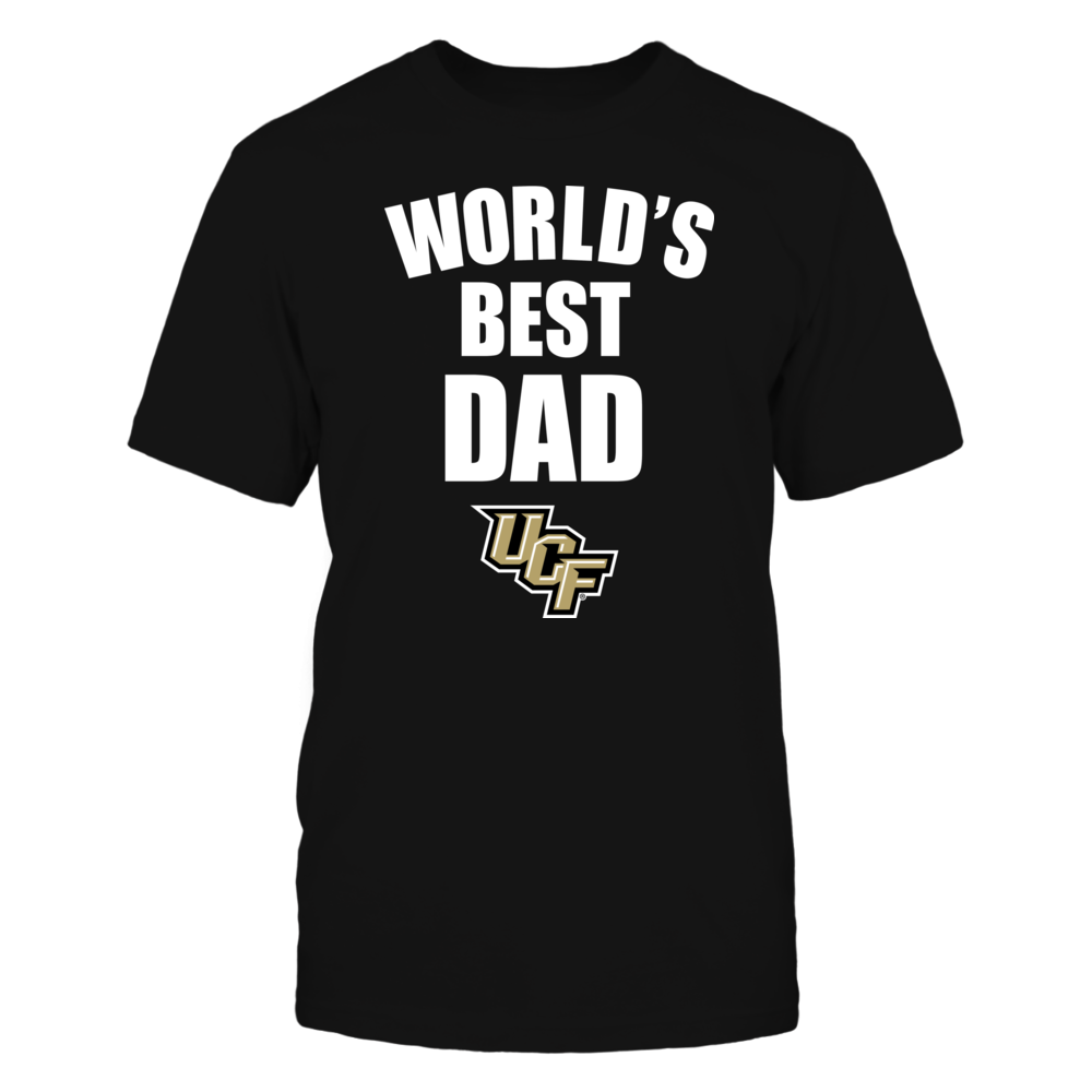 UCF Knights - World's Best Dad - Bold Front picture