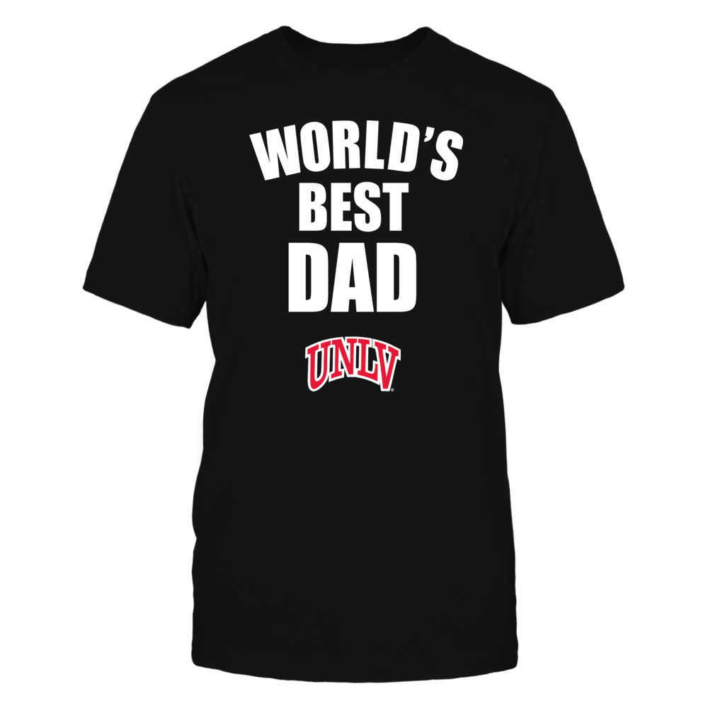 UNLV Rebels - World's Best Dad - Bold Front picture