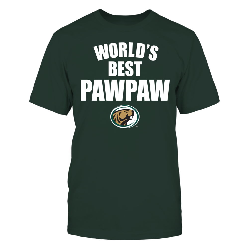 Bemidji State Beavers - World's Best Pawpaw - Bold Front picture