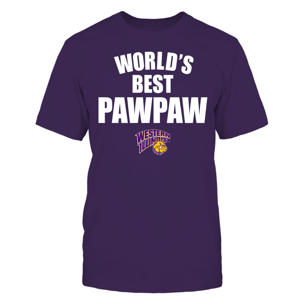 Western Illinois Leathernecks - World's Best Pawpaw - Bold Front picture