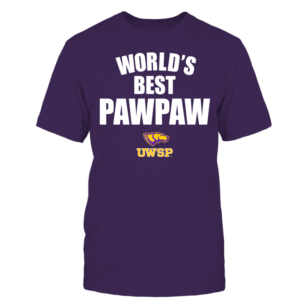 Wisconsin-Stevens Point Pointers - World's Best Pawpaw - Bold Front picture